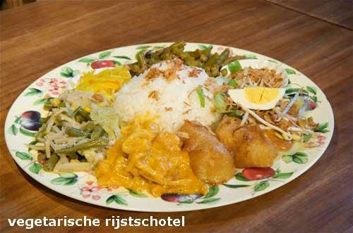 rijstschotel2 javaans eetcafe