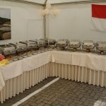 Catering grote partijen